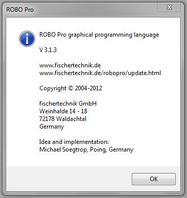 ROBO Pro 3.1.3