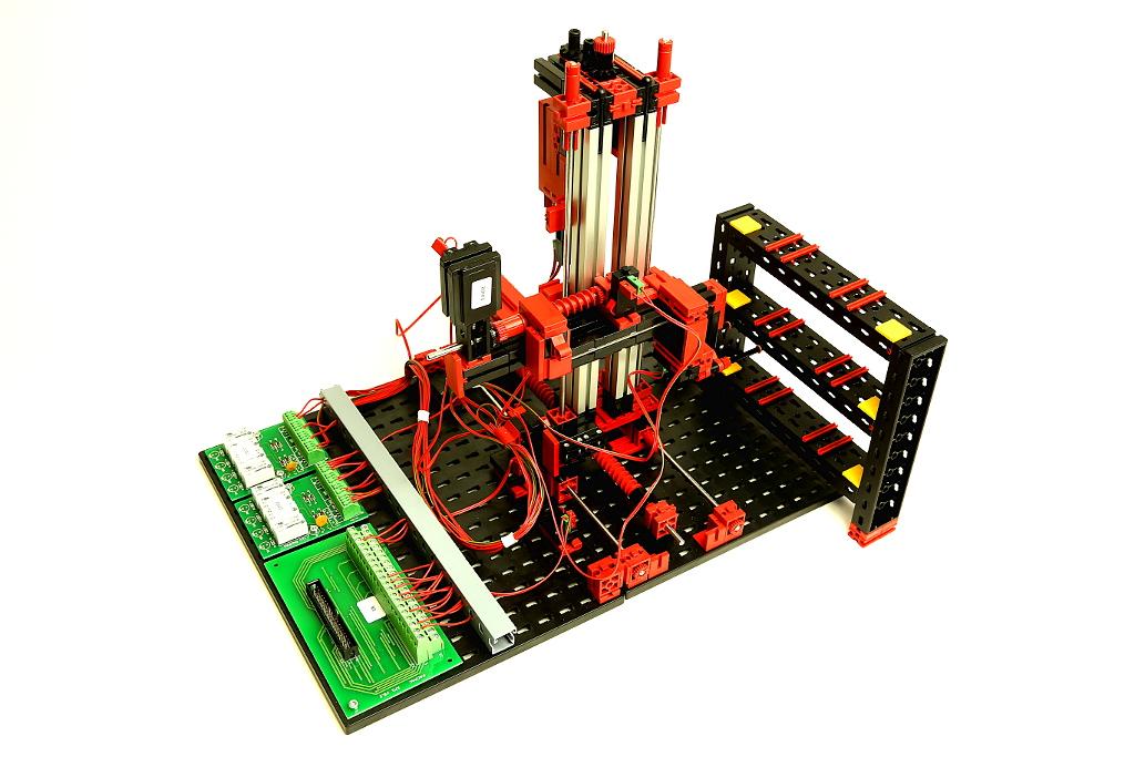 Макет технической системы