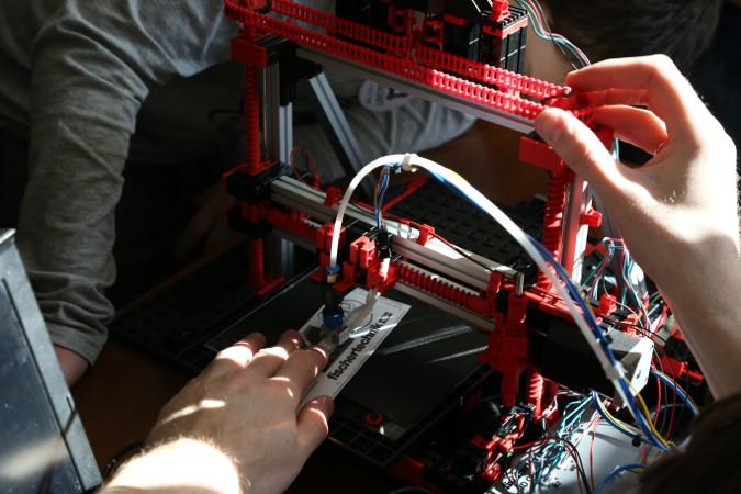 Сборка 3D-принтера