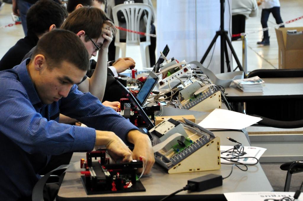 Соревнования Промышленная автоматизация