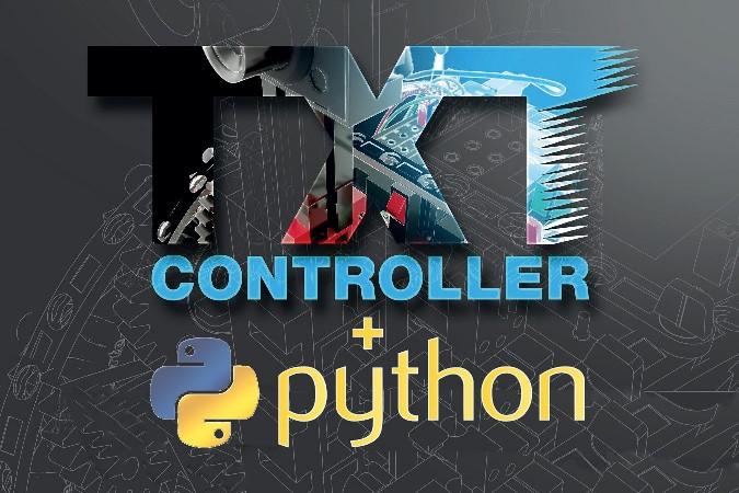 pyhon для контроллера txt