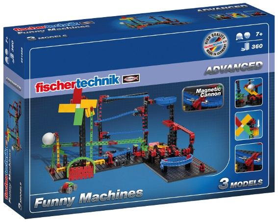 551588 Funny Machines