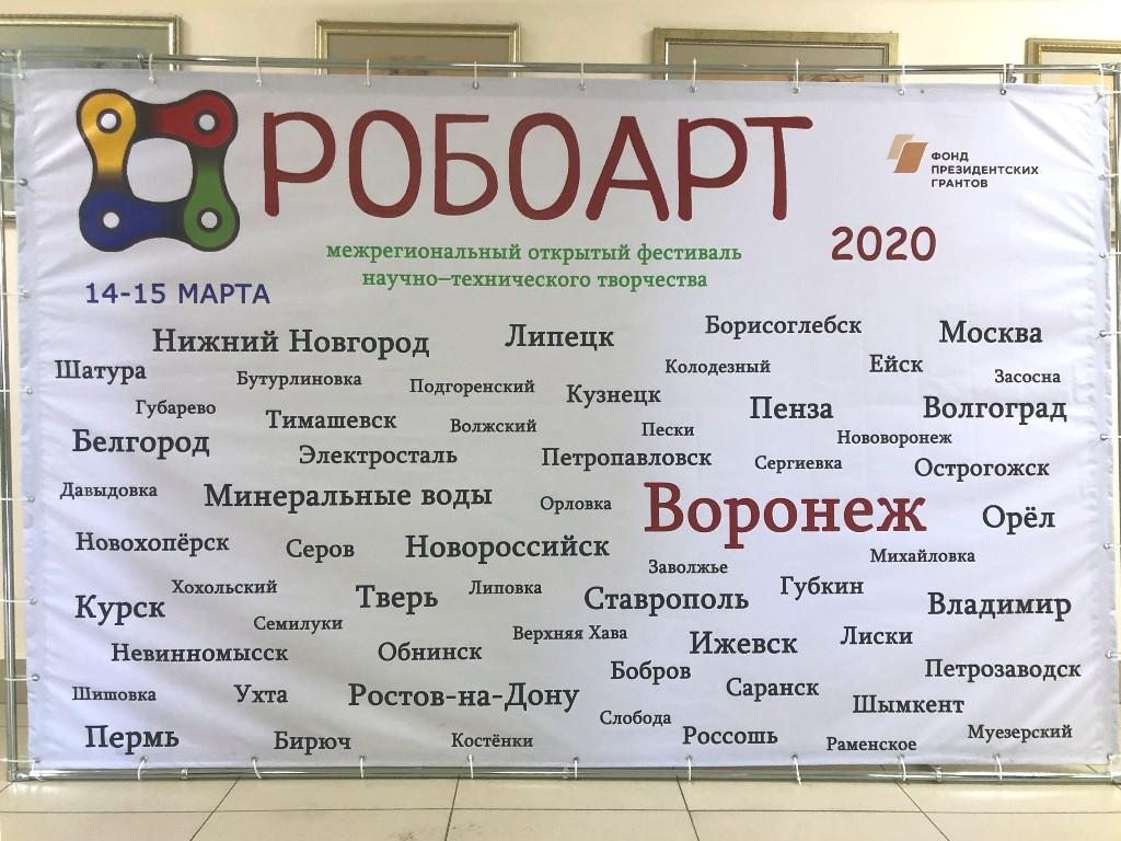 Roboart 2020