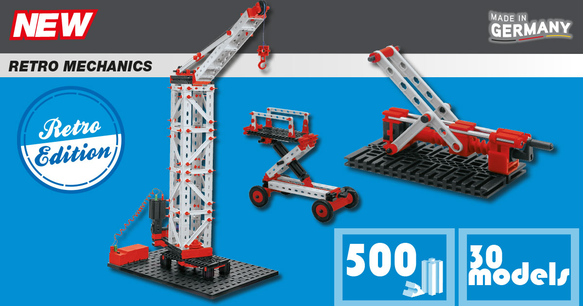 559885 Retro Mechanics