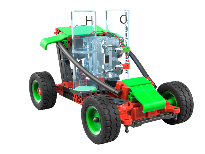 559880 H2 Fuel Cell Car