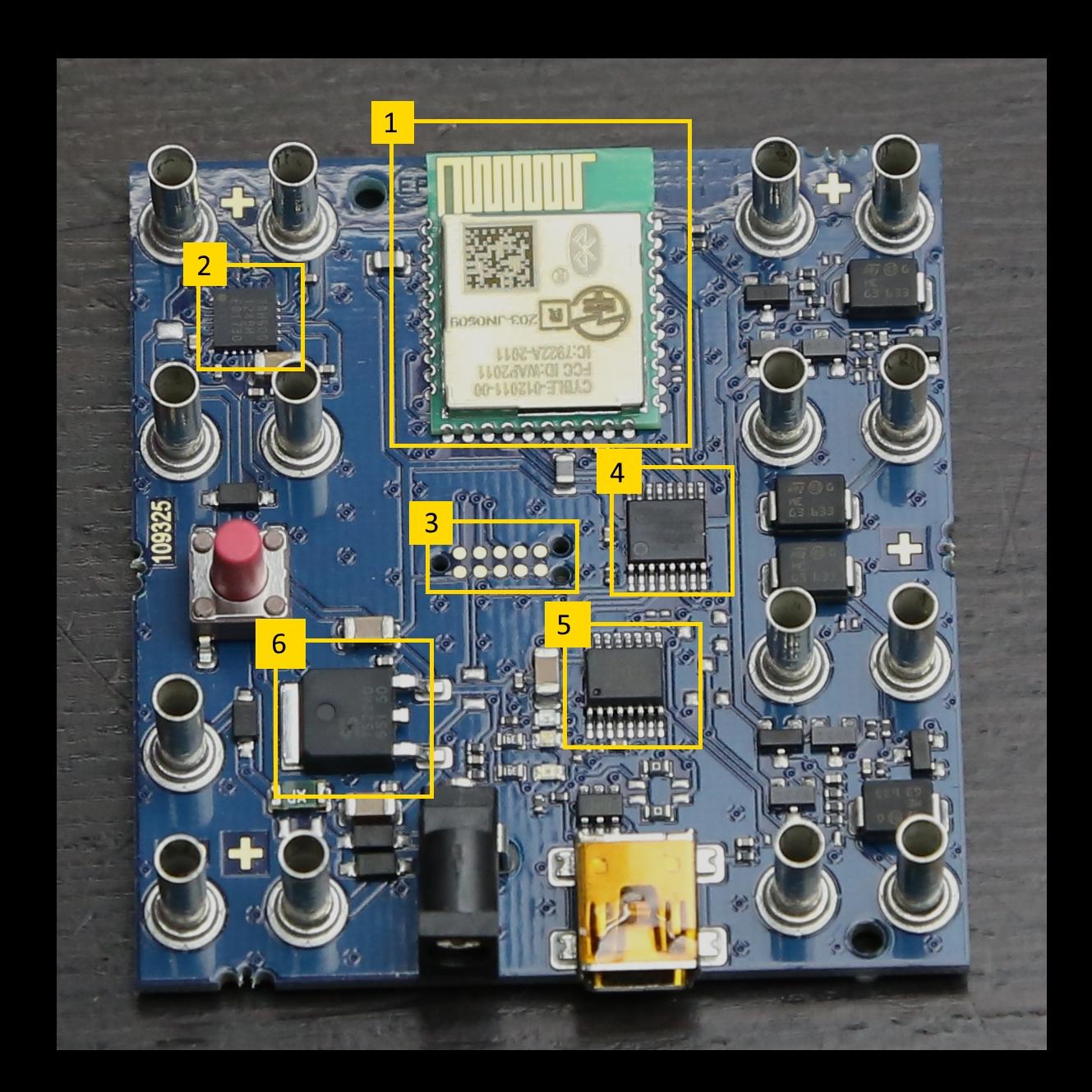Контроллер ROBOTICS BT Smart