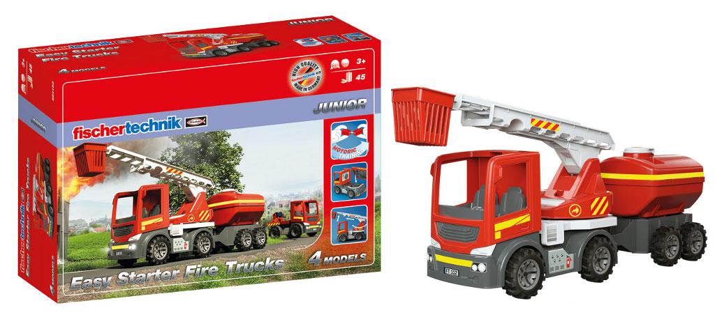 554193 Easy Starter Fire Trucks