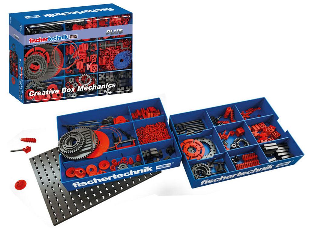 554196 Creative Box Mechanics
