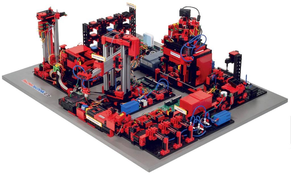 24V Training Factory 4.0