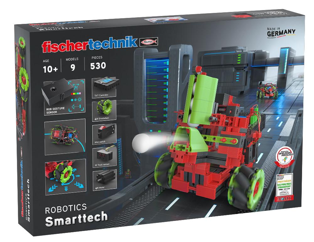559891 Robotics Smarttech