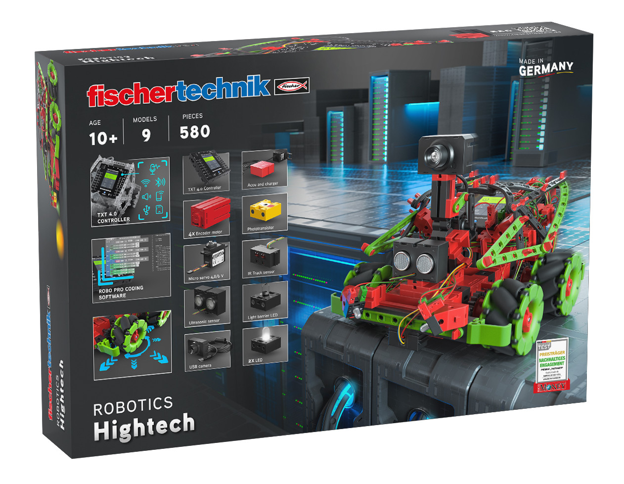 559895 Robotics Hightech