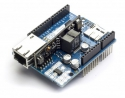 Arduino Ethernet Shield Rev3 с PoE