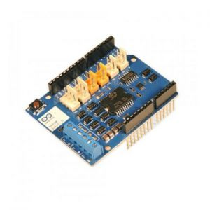 Купить Arduino Motor Shield Rev3 в магазине ПАКПАК