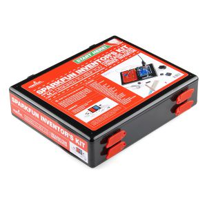 Купить  SparkFun Inventor's Kit for Arduino в магазине ПАКПАК