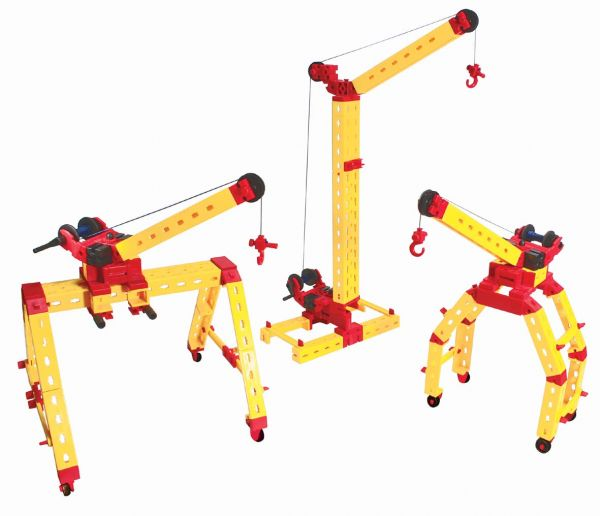 Подъемный кран для детей своими руками 62