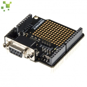 Купить RS232 Shield For Arduino в магазине ПАКПАК